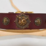 Custom Leather Collars Bulldog